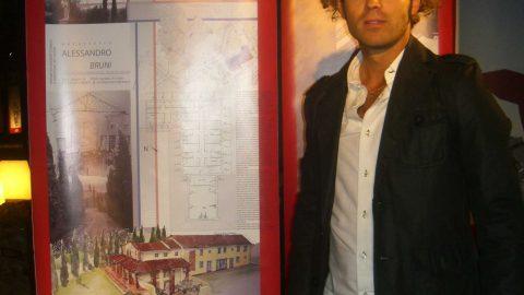Mostra lavori Triennale Architetti Firenze 2009