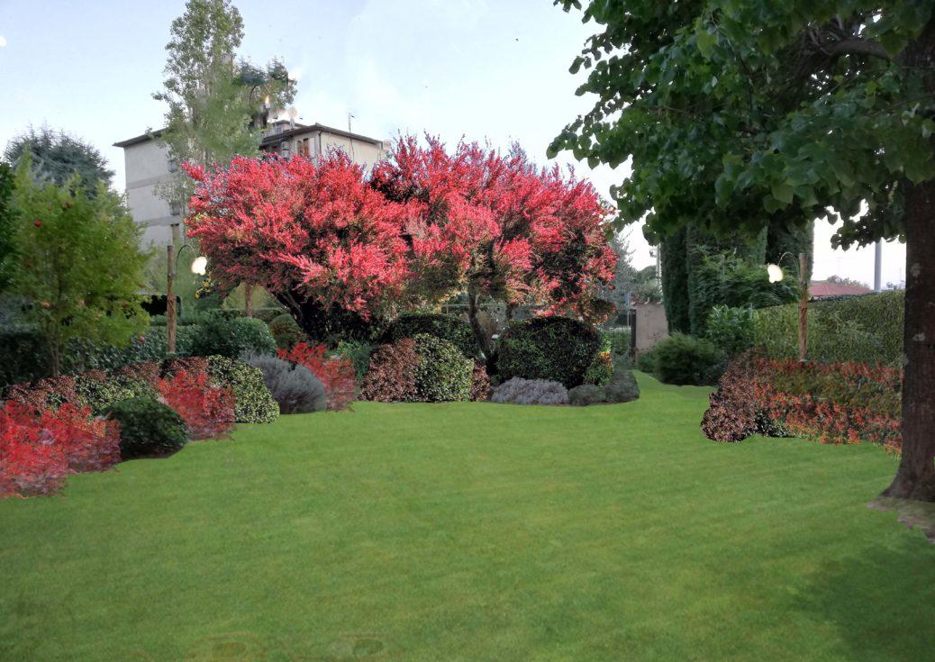 Progettare giardino di casa progetto giardino online galleria